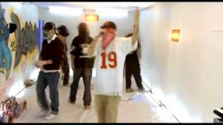 Ray, CCB, GS, Gennie, Reclam, Onyx - Hip Hop Elements