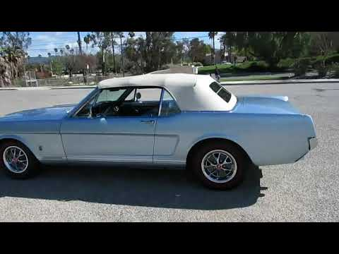 1966 Ford Mustang (CC-1335562) for sale in SIMI VALLEY, California