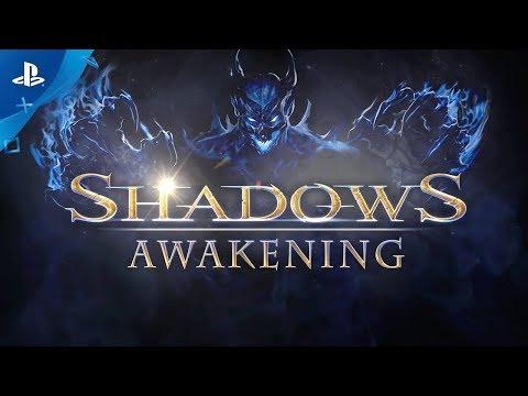 Shadows: Awakening - Gameplay Trailer | PS4