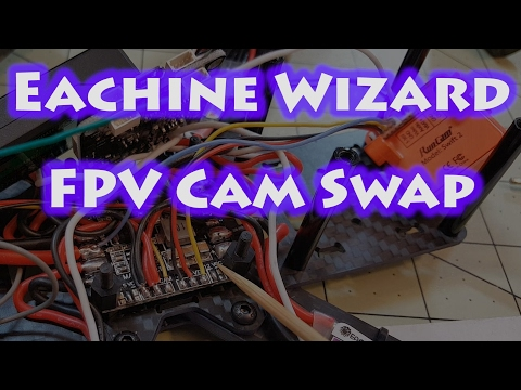 eachine-wizard-runcam-swift-2-install