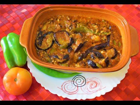 Muzacca Eggplant (മസാക്ക എഗ്ഗ്പ്ലാന്റ് )