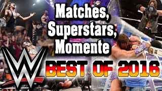 TOP Matches, Superstars, Momente | BEST OF 2016