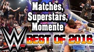 TOP Matches, Superstars, Momente | BEST OF 2016