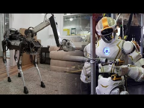 8 Most Amazing Robots In The World With Unbelievable Skills