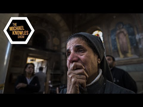 What faith group are the most persecuted in the world right now? Christians! Who is talking about this?