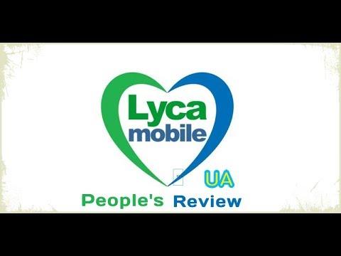 LycaMobile Украина, личный кабинет, пополнение счета, тарифы, пакеты, 2019!