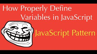 JavaScript how to properly declare a variable  ( Local vs Global, block scope , constants )