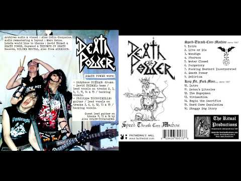 "Death Power ""Vivisection – demos 1987"" Full CD"