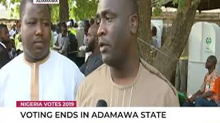 Voting Ends In Adamawa State