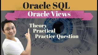 Tutorials#75  what is  View in Oracle SQL Database
