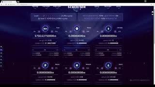 Scheriton - облачный майнинг с бонусом 100 GH/s. Обзор и Отзывы.