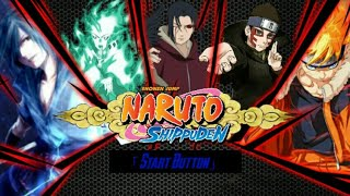 😍 Download game naruto senki mod mobile legend apk