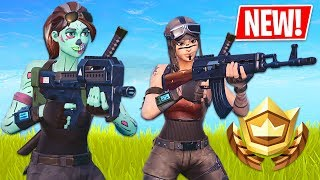 Fortnite Limited Testing Event Solo Scrims! *Pro Fortnite Player* (Fortnite Live Gameplay)