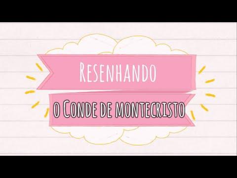 Livros pra Nini  - Conde de Montecristo