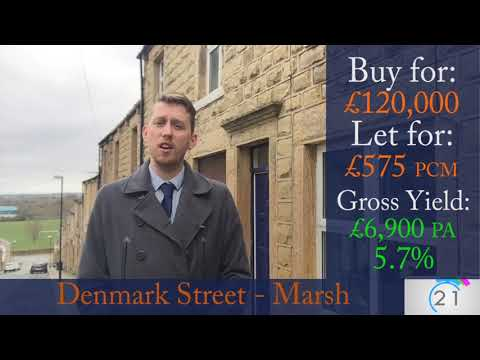 How do you fancy a 5.7% gross return on this Lancaster terrace?