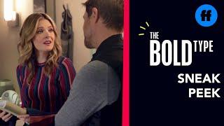 The Bold Type | Season 4 episode 13 | Sneak Peek 2 : Richard Buys Sutton A Baby Book (VO)