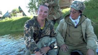 """Рыбалка экспедиции """"Якутск-Аян"""". #215 (06.04.17)"""
