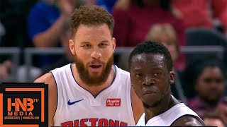 Toronto Raptors vs Detroit Pistons 1st Qtr Highlights | March 17, 2018-19 NBA Season