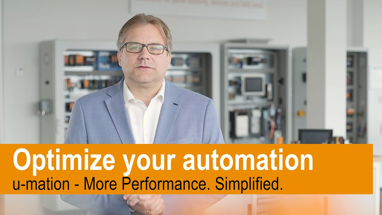 The best answer for your automation solution - Get ready for future automation