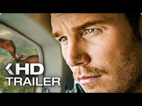 JURASSIC WORLD 2 Trailer German Deutsch (2018)