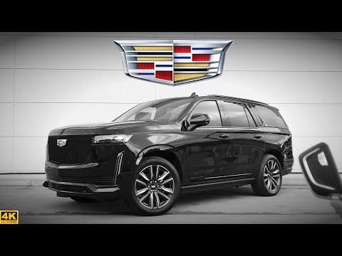 2021 Cadillac Escalade Sport Platinum // $109,000 and Bringing the HEAT!