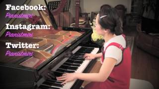 Kristen Bell - Do You Want to Build a Snowman | Piano Cover by Pianistmiri 이미리