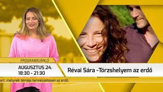 Programajánló / TV Szentendre / 2018.08.23.