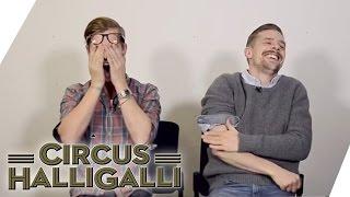 Aushalten Marktforschung - Teil 1 | Circus HalliGalli | ProSieben - dooclip.me