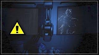 Escaping the scooping room?! - alternative secret ending (FNaF SL)