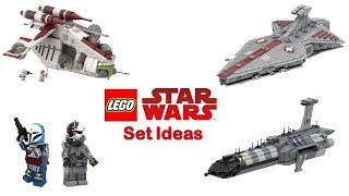 Lego Star Wars Set Ideas