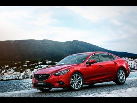 2014 Mazda 6 Video Review -- Edmunds.com