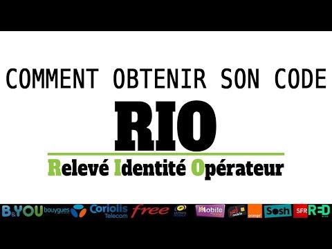 Opérateur Mobile (Free) : Comment obtenir le RIO de sa ligne téléphonique ?