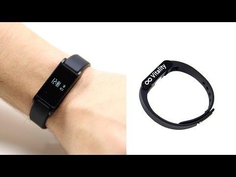 Review: Unlimited ∞ Vitality Bluetooth Vitalitäts-Armband   SwagTab