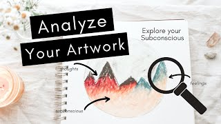 How To Analyze Your Art Like An Art Therapist