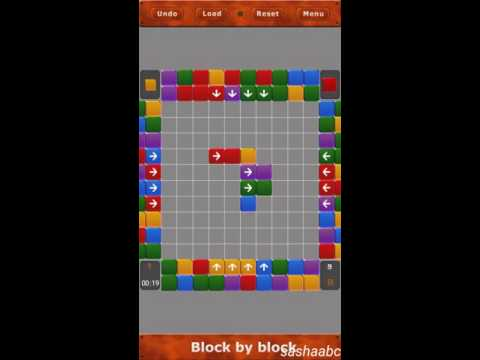 block by block обзор игры андроид game rewiew android