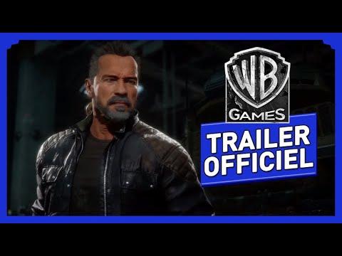 Bande-annonce du Terminator (T-800) de Mortal Kombat 11