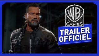 Mortal Kombat 11 - Terminator - Trailer Officiel
