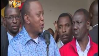 Rais Uhuru ajivunia jinsi mchujo wa Jubilee ulivyoandaliwa