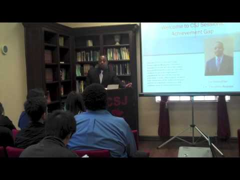 Dr Ransaw Behavior and Perception of African American Males