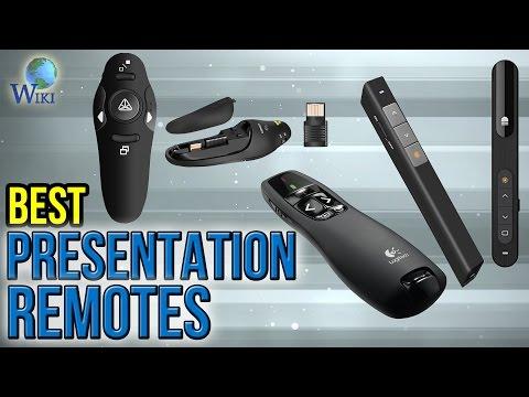 10 Best Presentation Remotes 2017