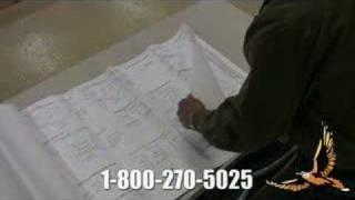 Golden Eagle Log Home Plans And Blueprints - HD High Quality
