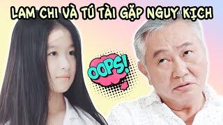 Gia đình là số 1 Phần 2 | Lam Chi và Tú Tài bất ngờ gặp NGUY KỊCH phải NHẬP VIỆN KHẨN CẤP