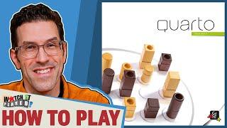 Quarto - How To Play