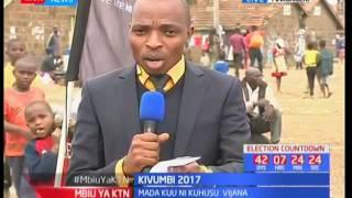 Kivumbi 2017 : Leo tuko Makongeni mada ikiwa  'Vijana'