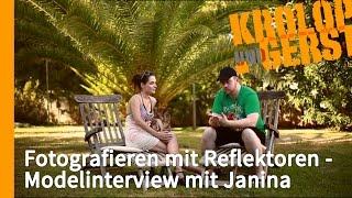 LET'S BOUNCE 25/39 - MODELINTERVIEW MIT JANINA WISSLER