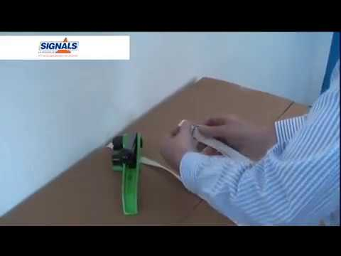 Kit feuillard polypropylène pour cerclage | SIGNALS.fr