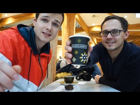 Better Coffee at the Airport | DAY 15