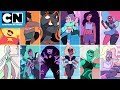 Steven Universe | Top Gem Fusions | Cartoon Network