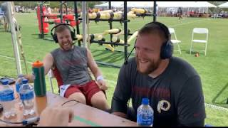 Brandon Scherff: 'I really want to stay here'