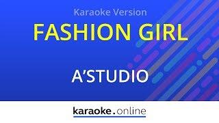 Fashion girl - A